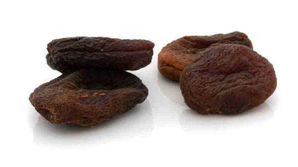 Türkische Aprikosen - ungeschwefelt