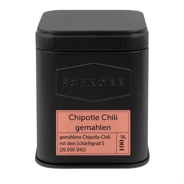 Chipotle Chili gemahlen Dose