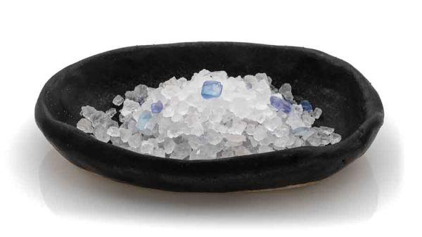 Persische Blausalzkristalle - für den Mörser oder die Salzmühle
