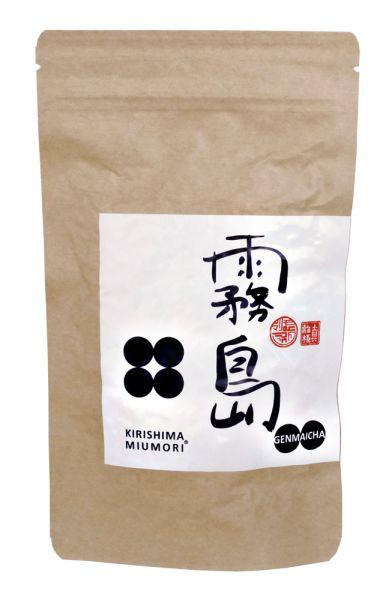 Bio Kirishima Miumori Genmaicha