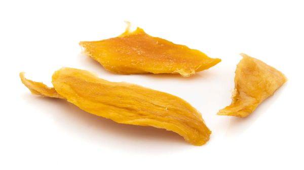 Mangostreifen - ungeschwefelt