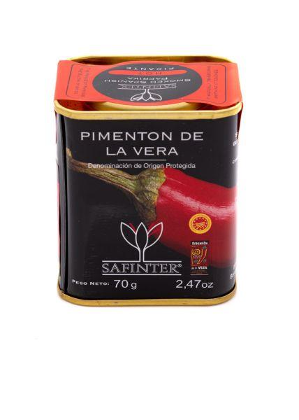 Pimenton de la Vera Dose, picante - geräuchertes Paprikapulver scharf g.U.