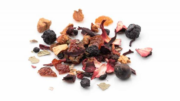 Waldfrucht Früchtetee aus ausgewählten heimischen Früchten