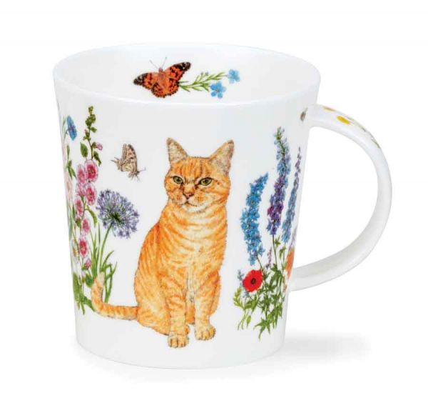 Lomond Floral Cats Ginger 0,32L - Dunoon