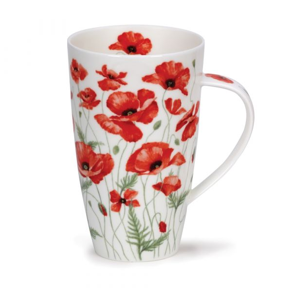 HENLEY Poppies Red 0,6L - Dunoon