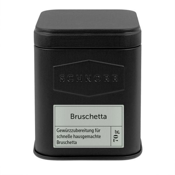 Bruschetta Dose