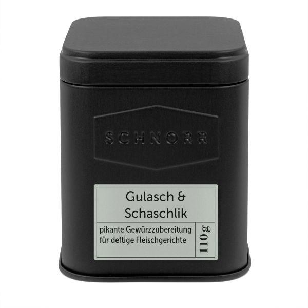 Gulasch & Schaschlik Dose
