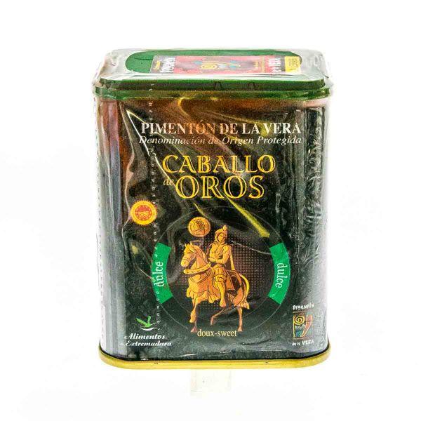 Geräuchertes Paprikapulver mit süsslichem Aroma