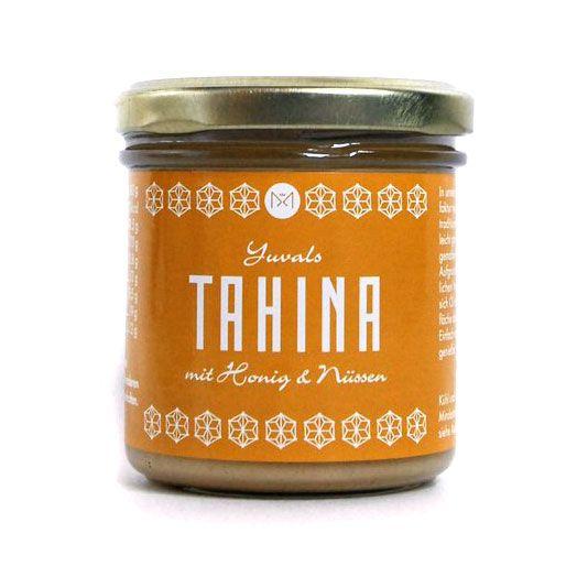 Bio Tahin mit Honig und Nüssen von der Königsteinmühle