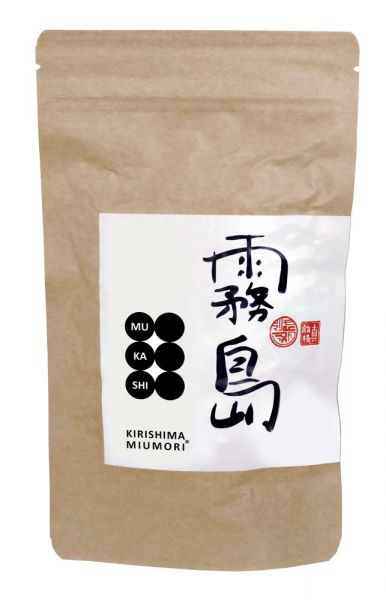 Bio Kirishima Mukashi Genmaicha