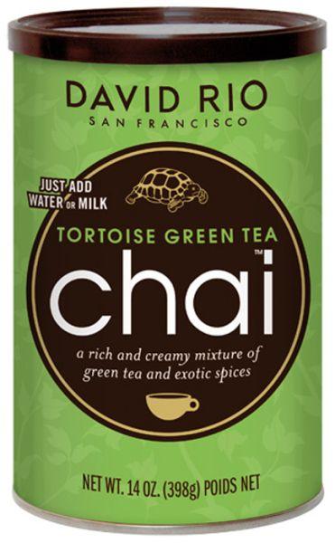 David Rio Tortoise Green Chai