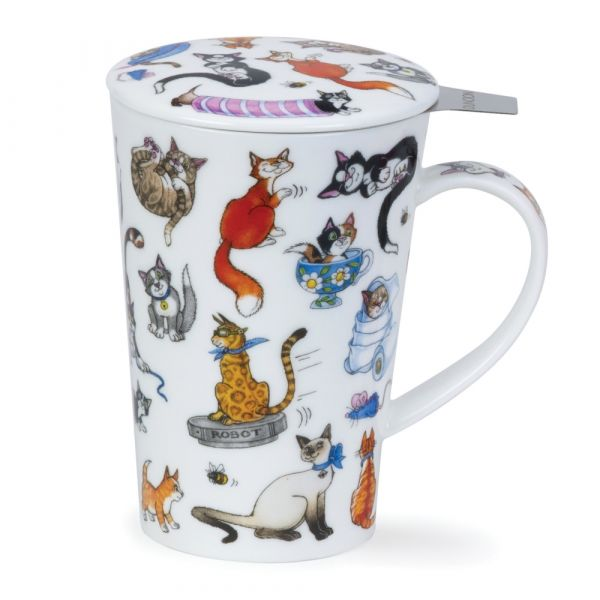 Shetland Catastrophe Mug with infuser 0,44L - Dunoon