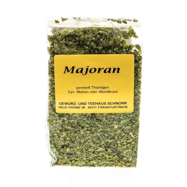 Majoran - gerebelt