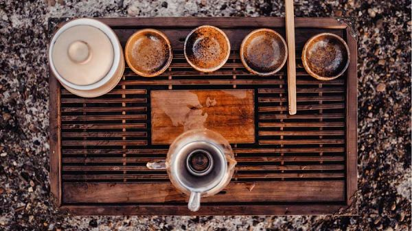 Oolong Seminar - Teiloxidierte Tees der ganz besonderen Art