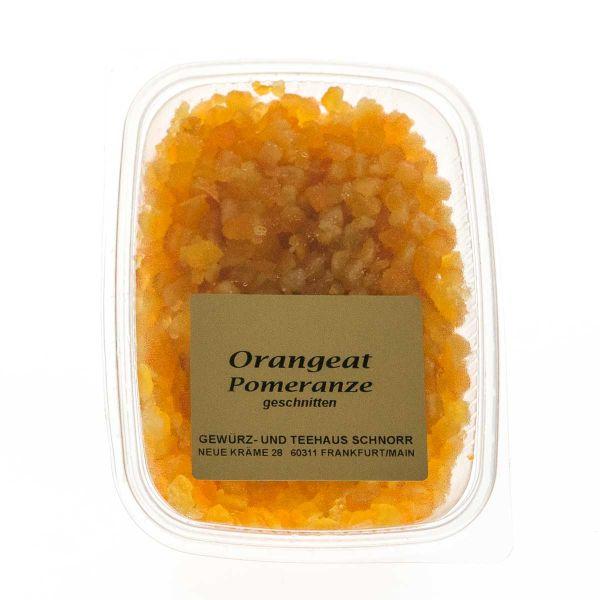 Orangeat Pomeranze - fein gewürfelt