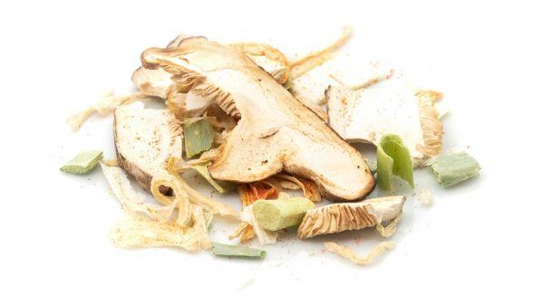 Shitake-Gemüse-Pfanne