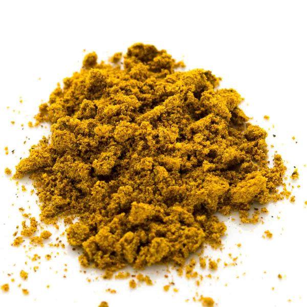 Zitronen-Curry-Powder - ohne Glutamat