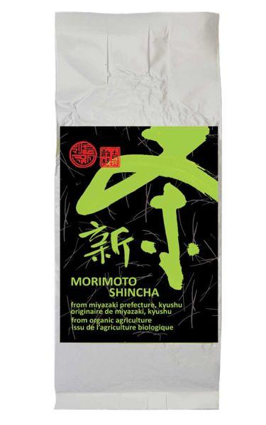 Bio Morimoto Shincha Ernte 2018