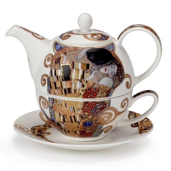 Tea for One BELLE EPOQUE - Kanne 0,5L / Tasse 0,2L - Dunoon