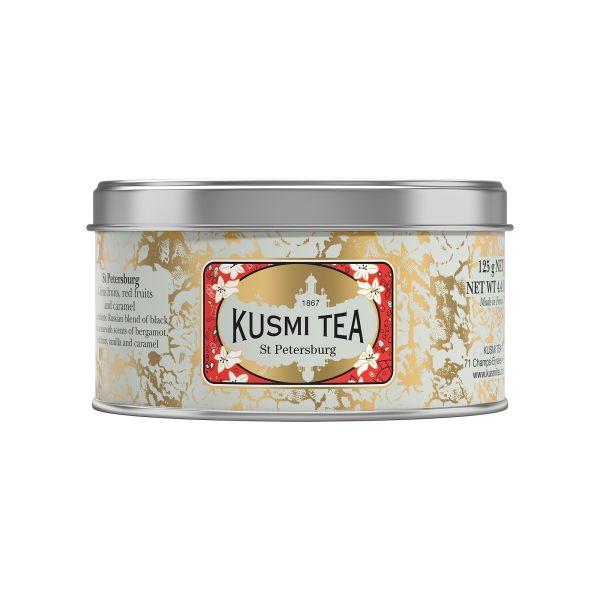 Kusmi Tea Saint Petersburg
