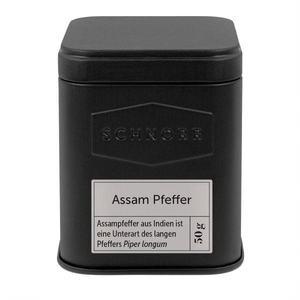 Assam Pfeffer Dose