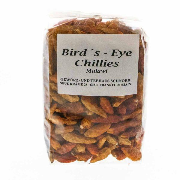 Bird's Eye Chillies - ganz Schoten