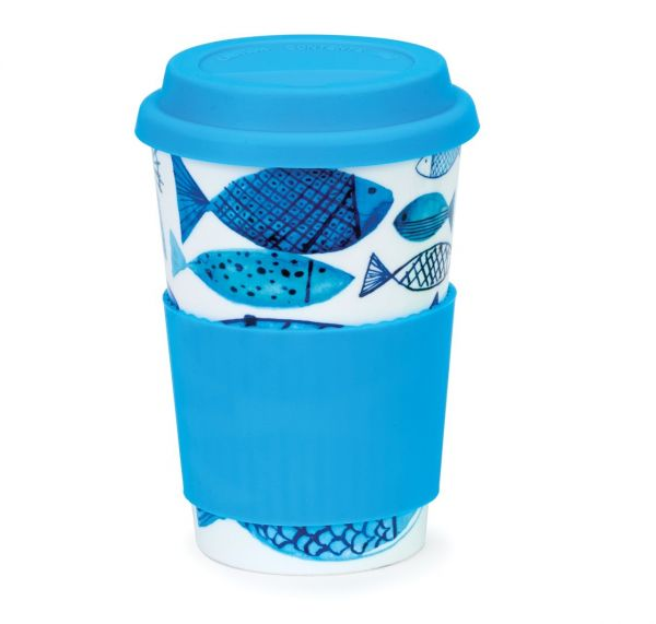 Travel Mug Go Fish 0,44L