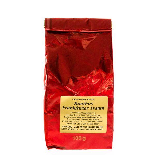 Rooibos Tee - der Frankfurter Traum wird wahr