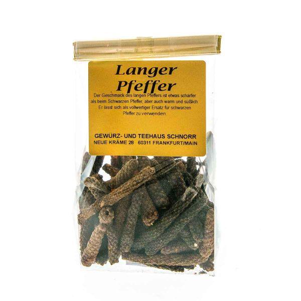 Langer Pfeffer (Bengalischer-, Stangen-, Jaborandipfeffer)
