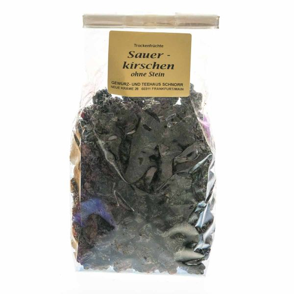 Sauerkirschen - ohne Stein