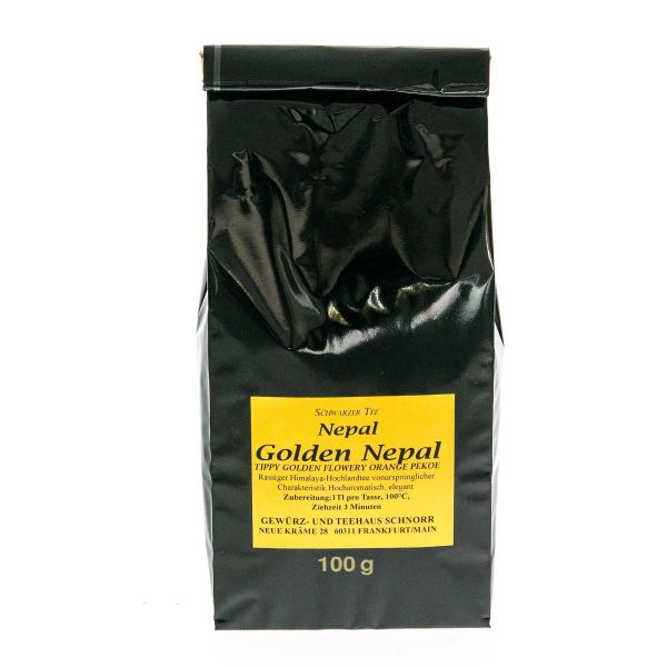 Golden Nepal TGFOP Autumnal