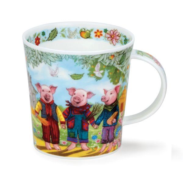 Lomond Fairy Tales III - Three Little Pigs 0,32L - Dunoon