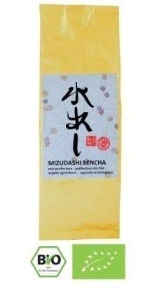 Bio Mie Mizudashi - Spitzen-Tee in Beuteln von Familie Iwao Hayashi
